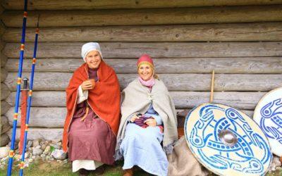 Swarafulk auf dem 10. Bedaium Familienfest in Stöffling.