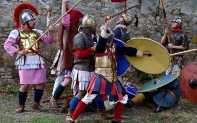 Schlacht am Mons Lactarius (Milchberg)