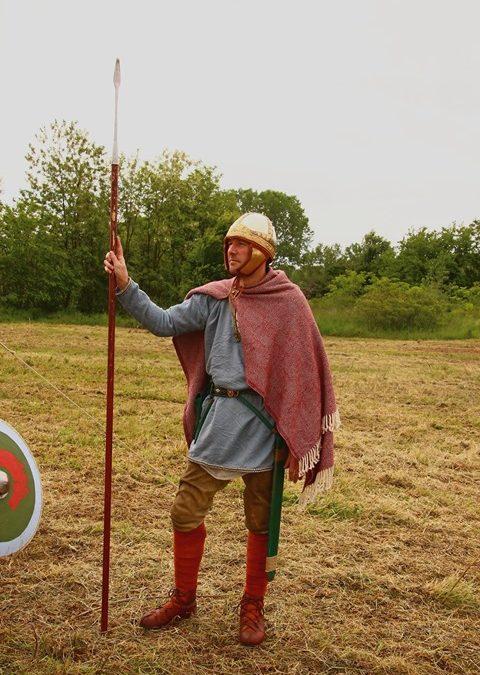 Swarafulk auf dem Romans Langobardorum